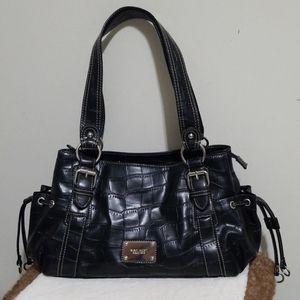 Nine West shoulder bag with drawstring pockets